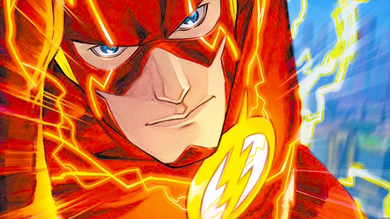"""Eine kurze Geschichte über das """"The Flash""""-Open-World-Game, dass es dann leider doch nie gab"""