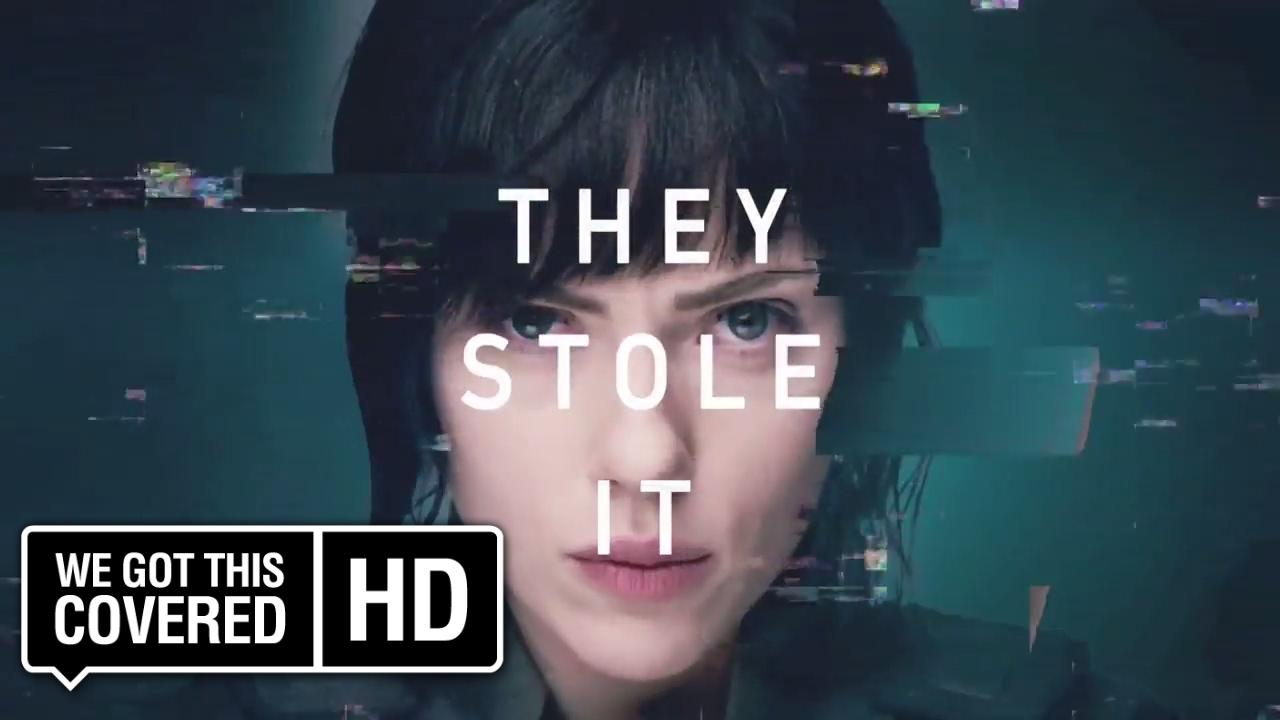 """""""Ghost in the Shell"""": Die Realverfilmung bekam ein tolles Poster und einen neuen Teaser"""