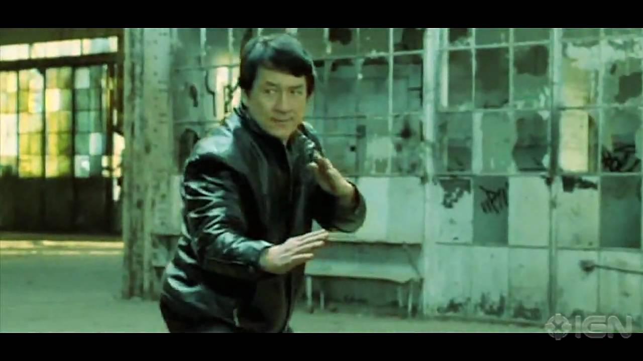 """""""Jackie Chan Hates Karate Kids"""""""