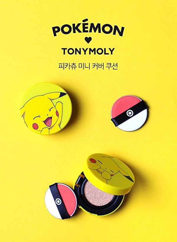 Hallo Ladies: Pokémon-Make-Up mit Pikachupuder und Pokéballaplikator