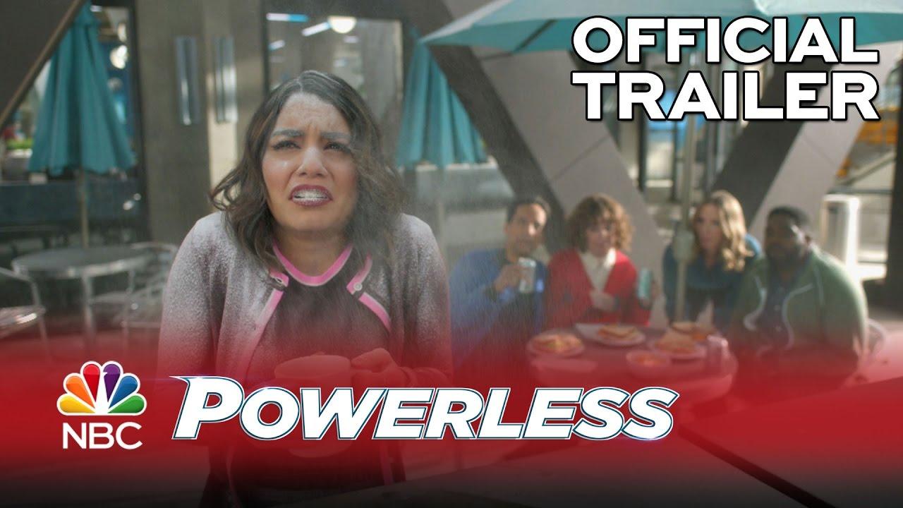 """""""Powerless"""" wird eine neue Superheldenserie, aber über Leute ohne Superkräfte, dafür aber in Gotham"""