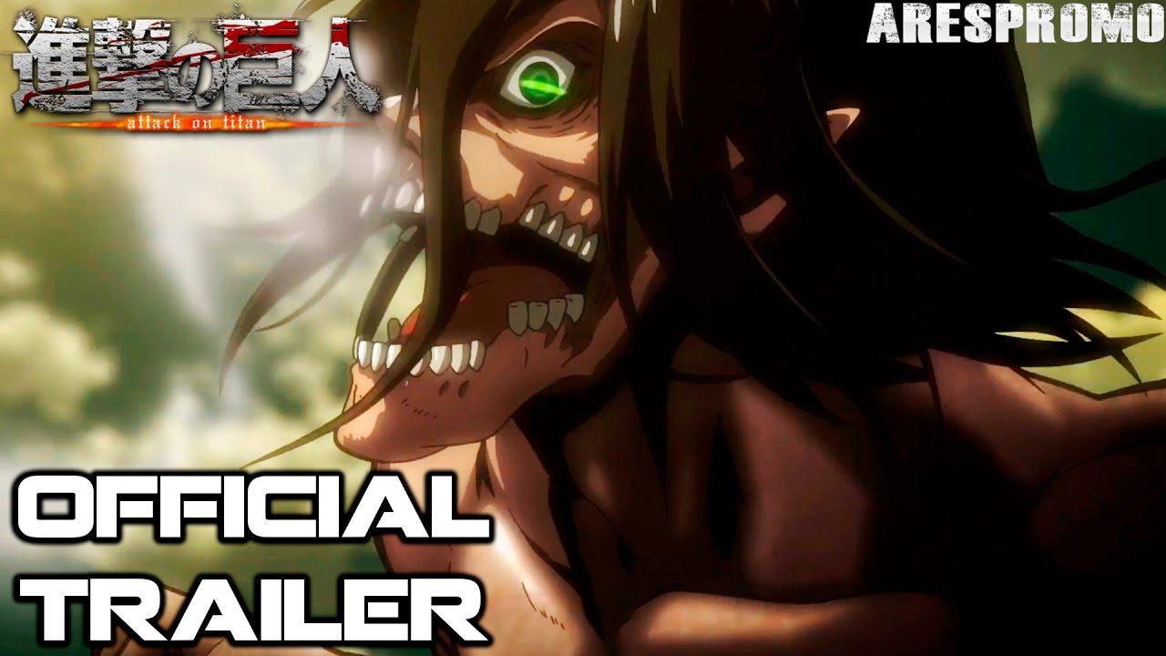 """Übrigens bekommt """"Attack on Titan"""" eine zweite Staffel und hier ist der Trailer"""