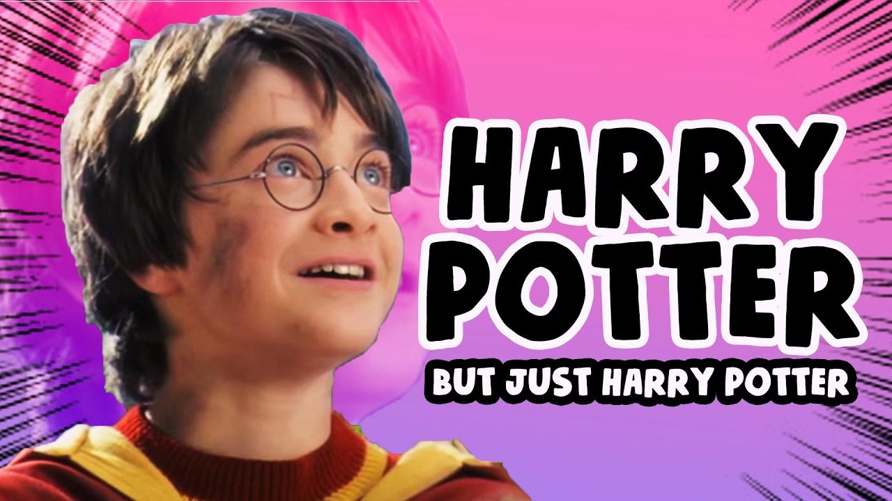"""Alle """"Harry Potter""""-Filme, aber nur, wenn Harry oder Potter gesagt wird"""