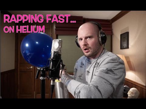 Auf Helium rappen ist nicht nur witzig, sondern auch gefährlich