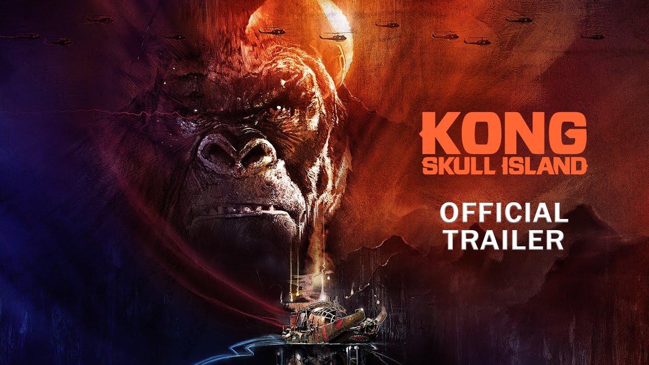 """Der finale Trailer zu """"Kong: Skull Island"""" zeigt so viel Gekämpfe, es ist so cool!"""