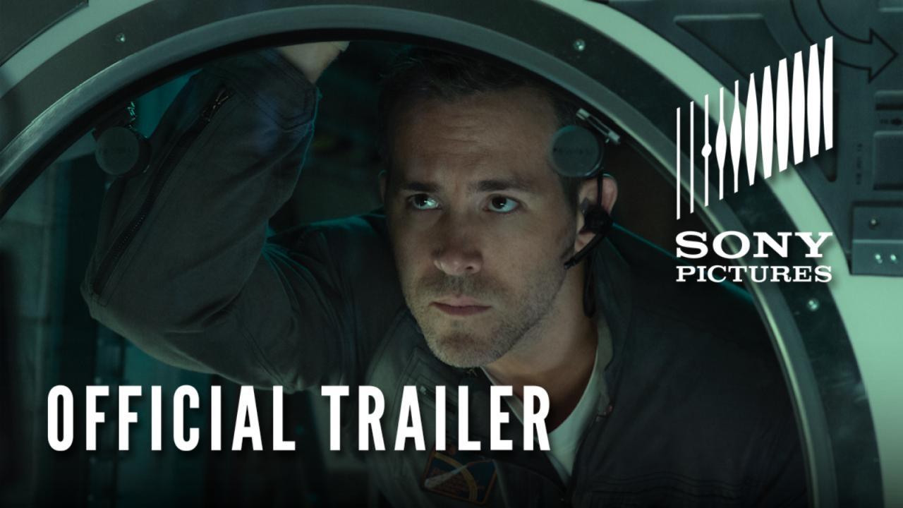 """Der neue Trailer zu """"Life"""" zeigt uns endlich das Alien, das den Mars ausrottete"""