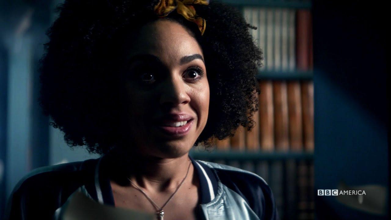 """""""Doctor Who"""": Der neue Companion schwärmt in einem Teaser für unseren Doctor"""