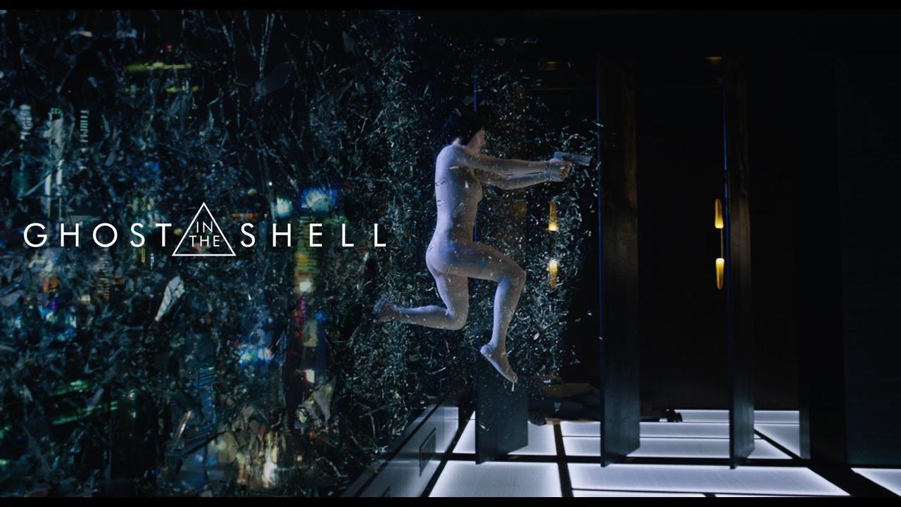 """""""Ghost in the Shell"""" (die Realverfilmung) hat einen neuen coolen TV-Spot"""