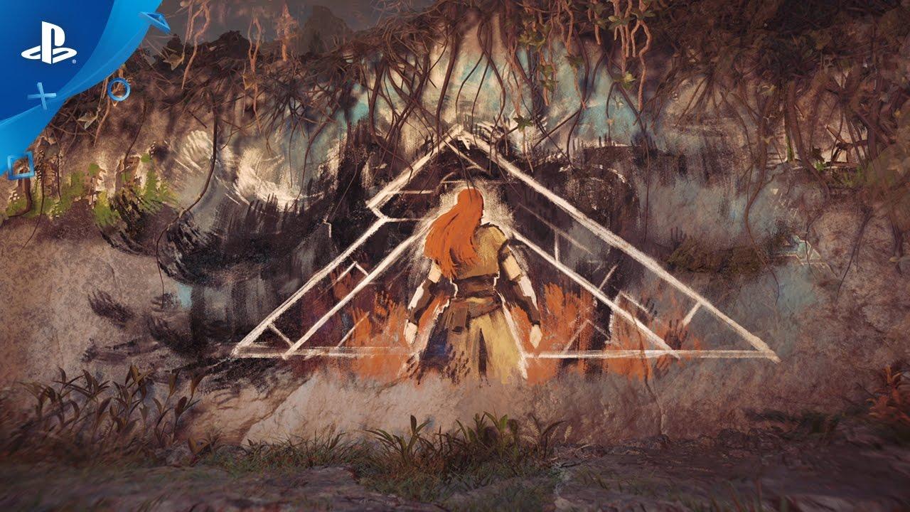 """""""Horizon Zero Dawn"""", das Spiel mit den Roboterdinosauriern, hat einen echt tollen Launch-Trailer"""