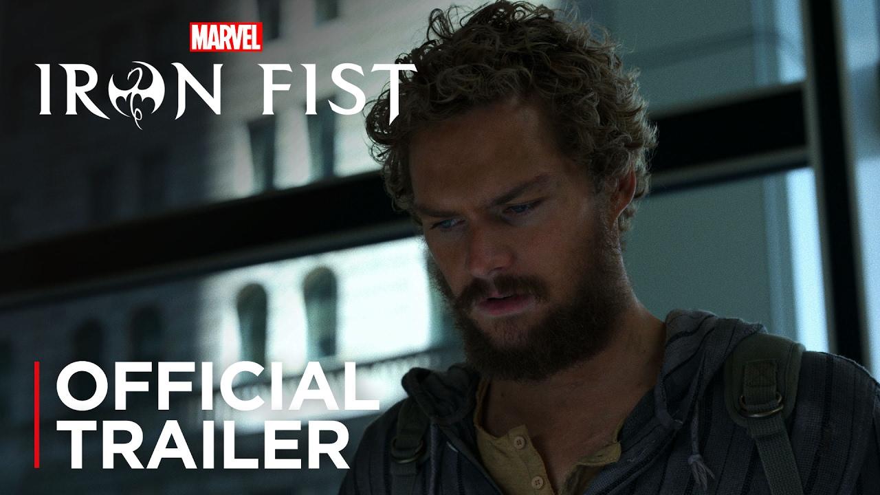 """Netflix veröffentlichte einen neuen Trailer zu """"Iron Fist"""""""