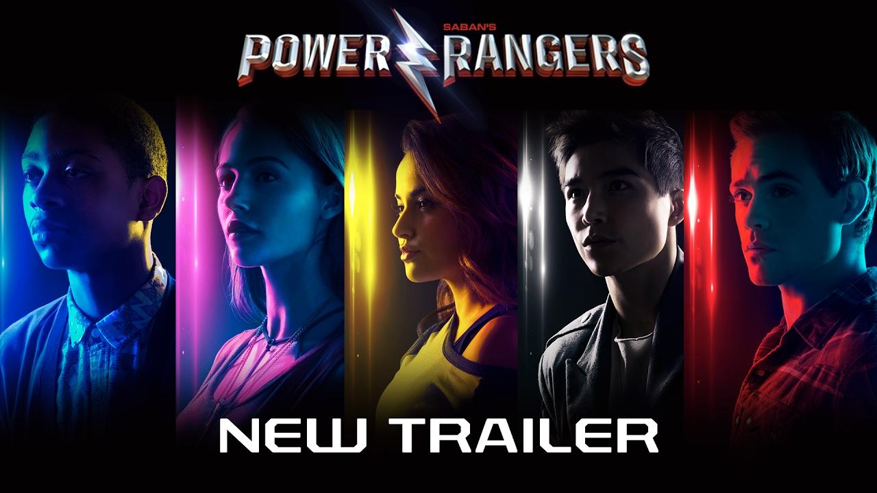 """""""Power Rangers"""" hat einen neuen Trailer, sieht immer noch lächerlich doof aus"""