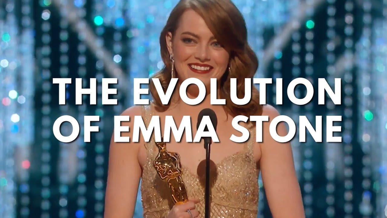 The Evolution of Emma Stone