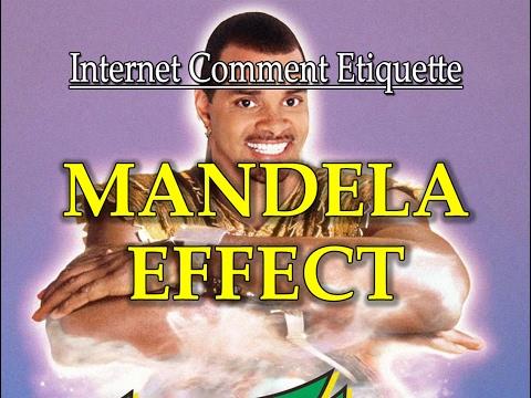 Was ist eigentlich der Mandela-Effekt und warum ist das so unglaublich dämlich?