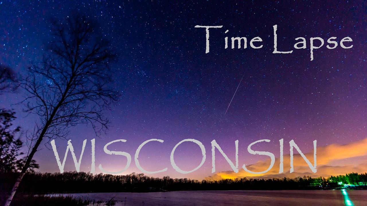 Wisconsin im Zeitraffer und 4K