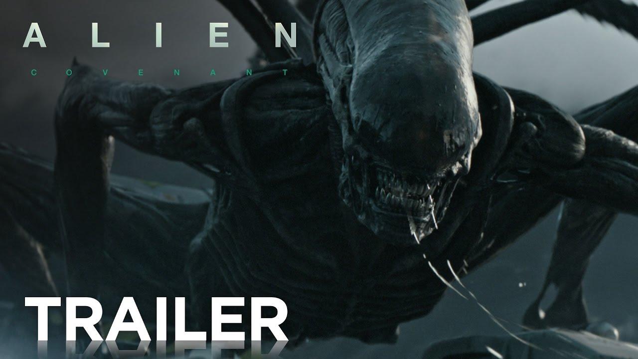 """Der neue Trailer zu """"Alien: Covenant"""" ist so schön!"""