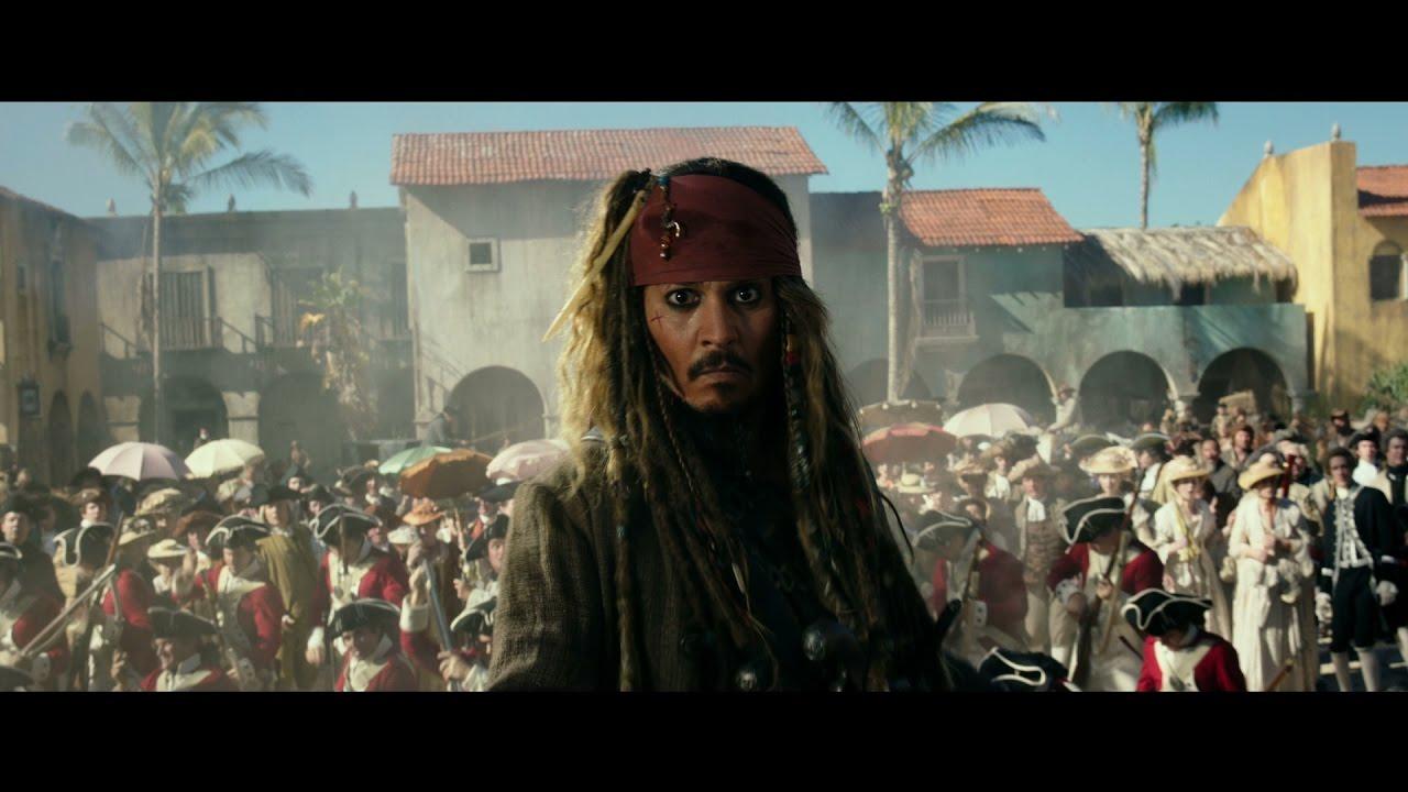 """Im neuen Trailer zu """"Pirates of the Caribbean: Dead Men Tell No Tales"""" sehen wir einen jungen Jack Sparrow!"""