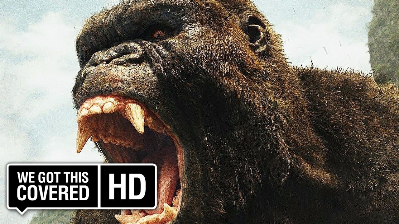 """Mit jedem Trailer sieht """"Kong: Skull Island"""" besser aus – das hier ist der finale"""