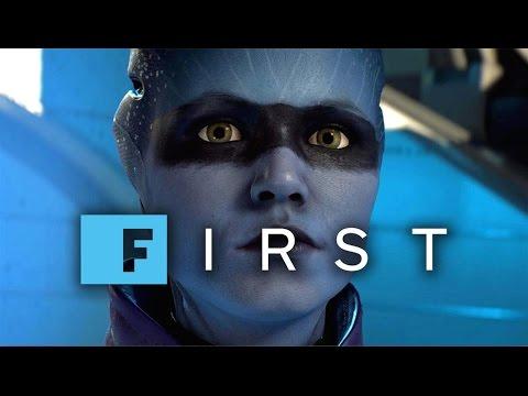 """Und so sieht dann wohl eine Mission in """"Mass Effect: Andromeda"""" aus"""