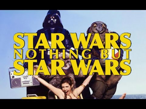 "Ganze 95 Minuten ""STAR WARS NOTHING BUT STAR WARS"" – Ein Mixtape der Absurditäten"
