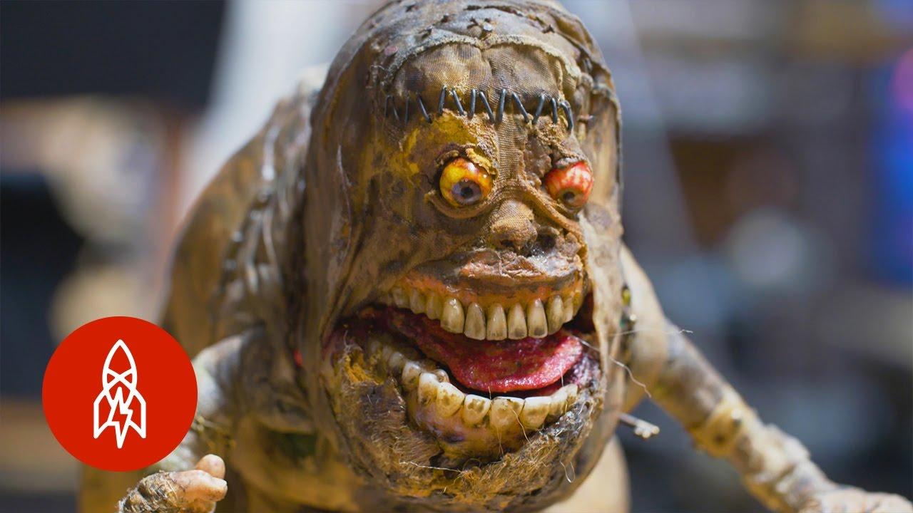 Phil Tippett, Dinosaurierbeauftragter und Stop-Motion-Artist, entführt uns in seine Kunst