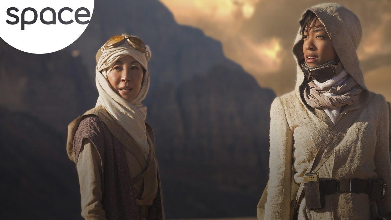 """""""Star Trek Discovery"""", die neue Serie, hat einen neuen Trailer und sieht sehr schlimm aus"""