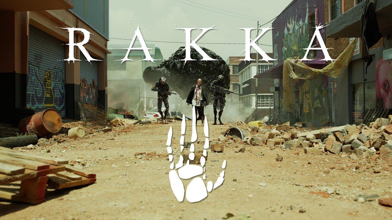 """Der erste Kurzfilm """"RAKKA"""" von Neill Blomkamp aus den Oats Studios"""