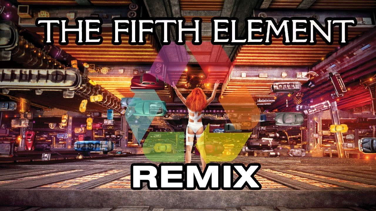 "Eclectic Method remixt ""The Fifth Element"""