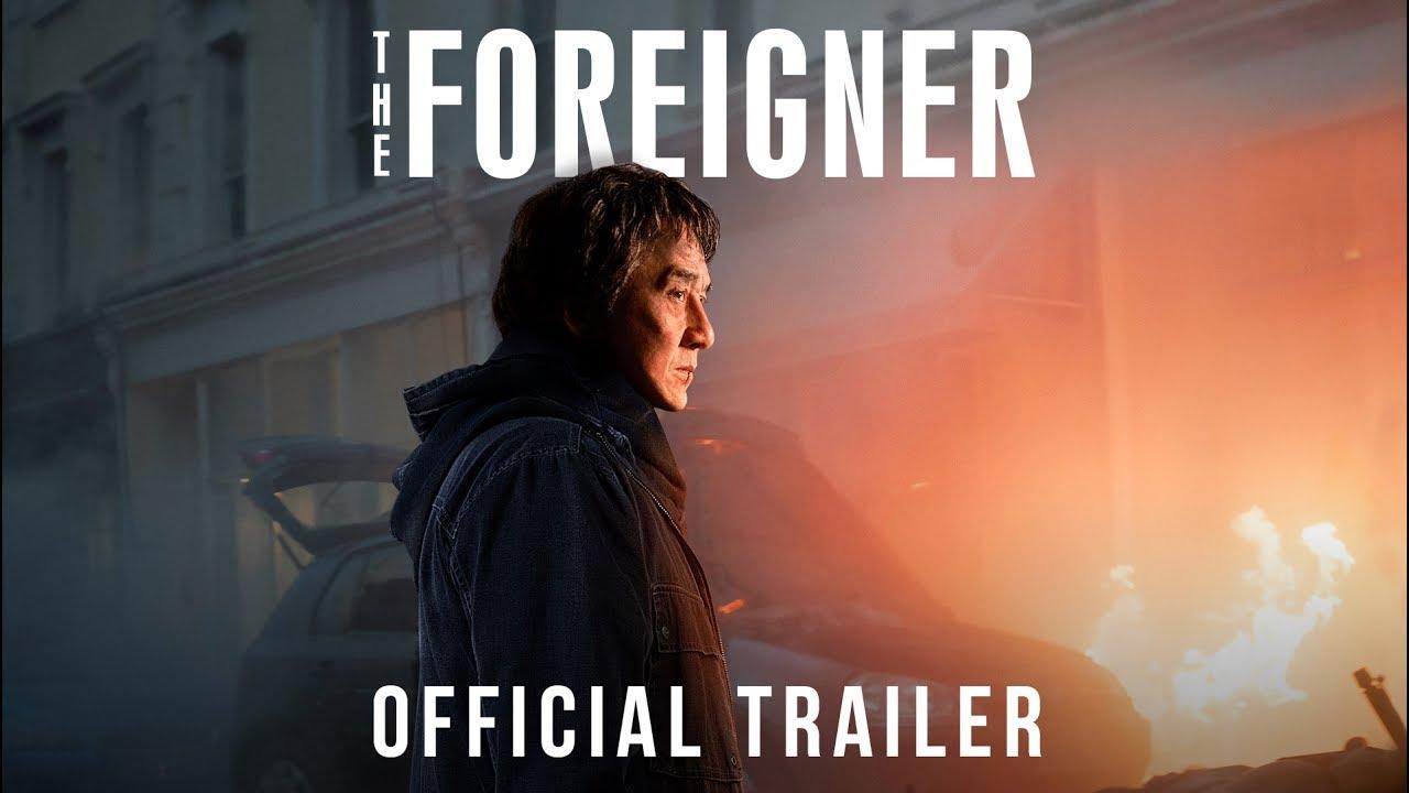 """Im Trailer zu """"The Foreigner"""" ist Jackie Chan auf einmal ganz ernst!"""