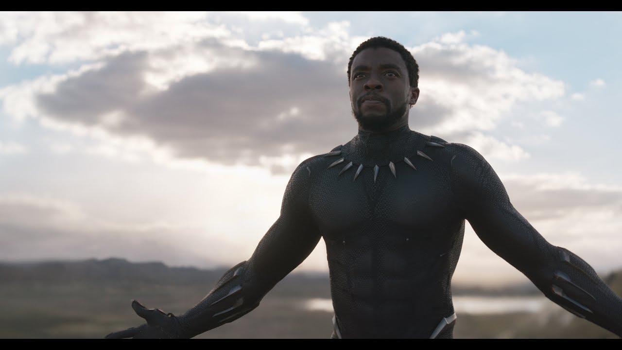 """Übrigens gab es ja einen ersten Teaser zu """"Black Panther"""""""