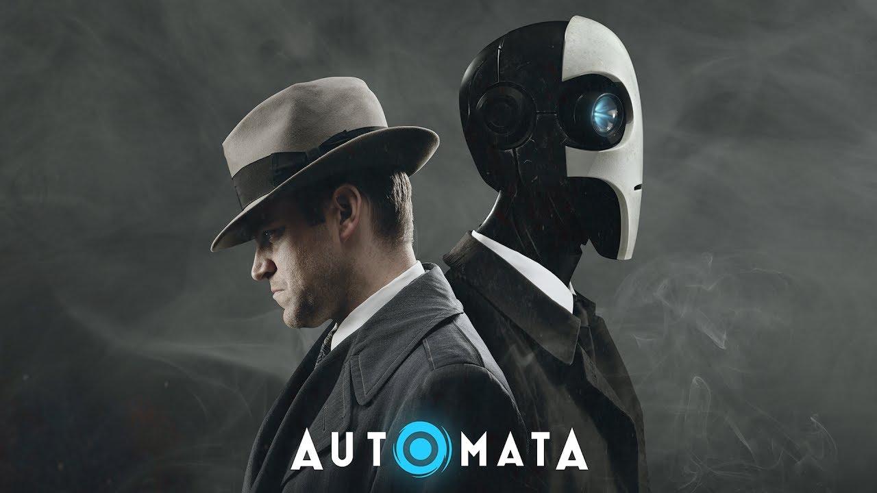 """Der Trailer zur Serie """"Automata"""" verspricht uns eine Robot-Noir-Detektivgeschichte"""