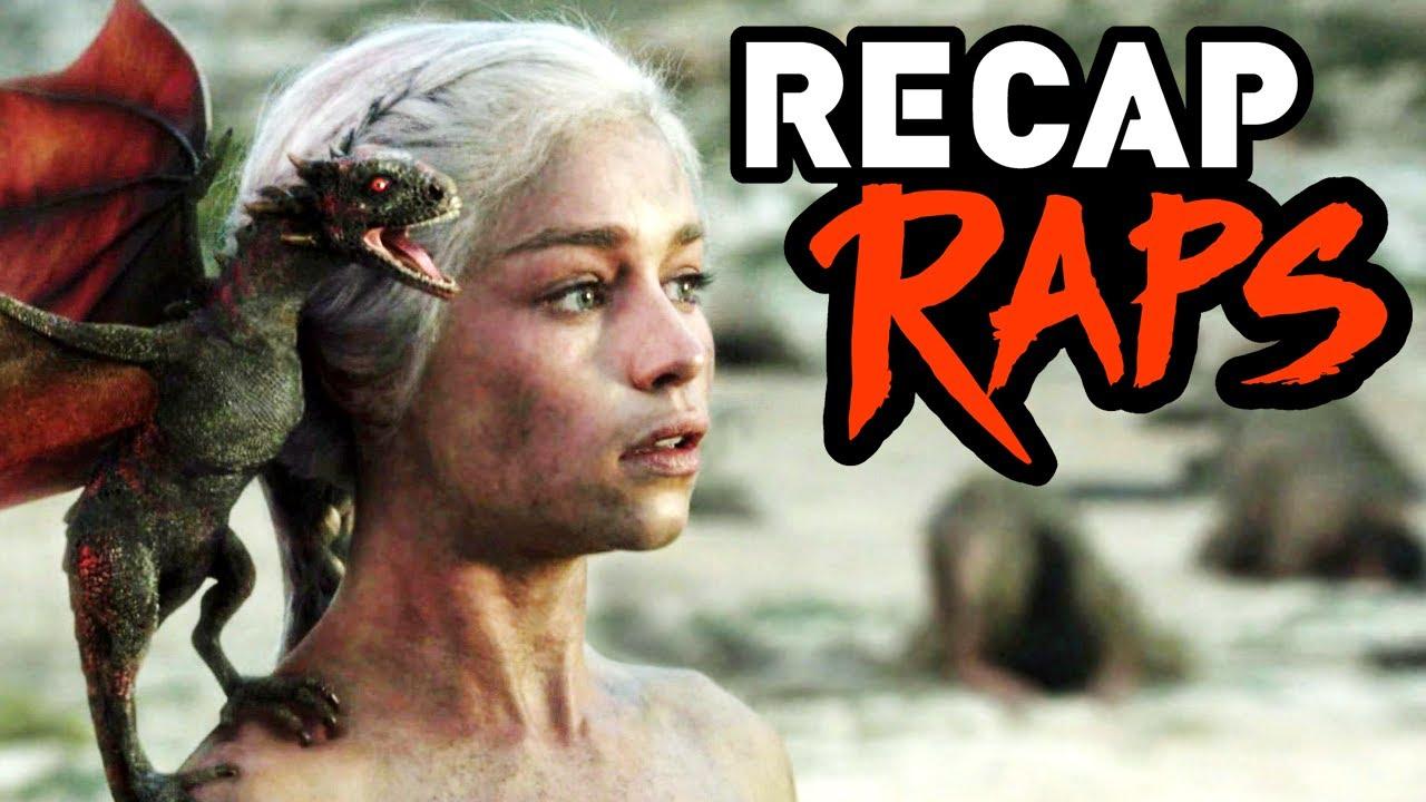"""""""Game of Thrones"""": Eine gerappte Zusammenfassung der ersten 6 Staffeln"""
