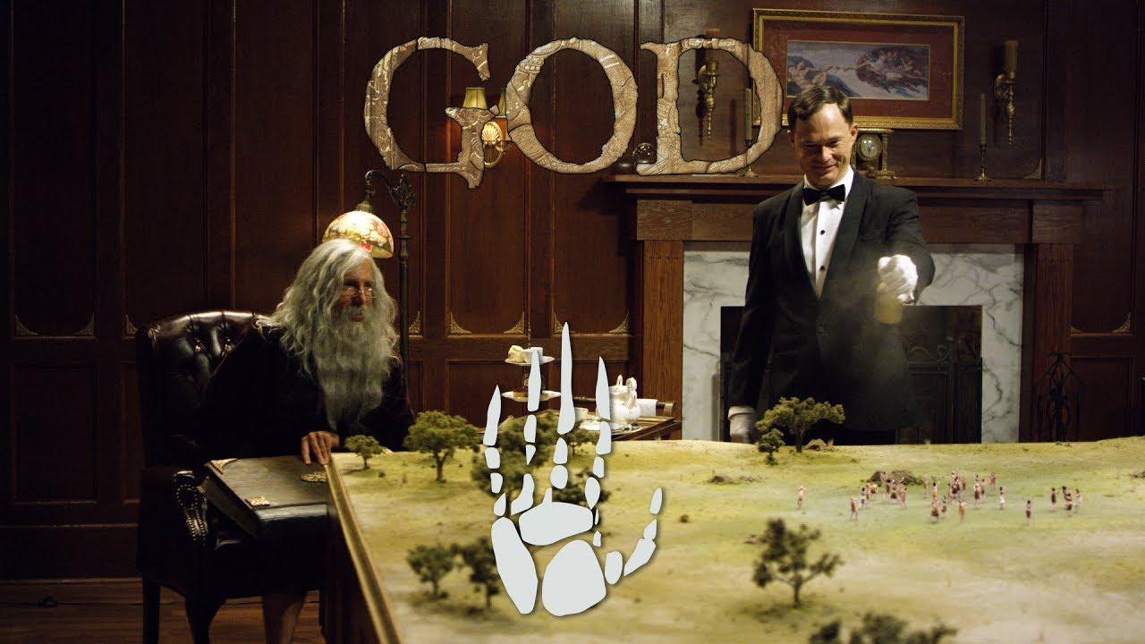 """""""God: Serengeti"""" mit Sharlto Copley ist ein weiterer Kurzfilm der Oats Studios"""