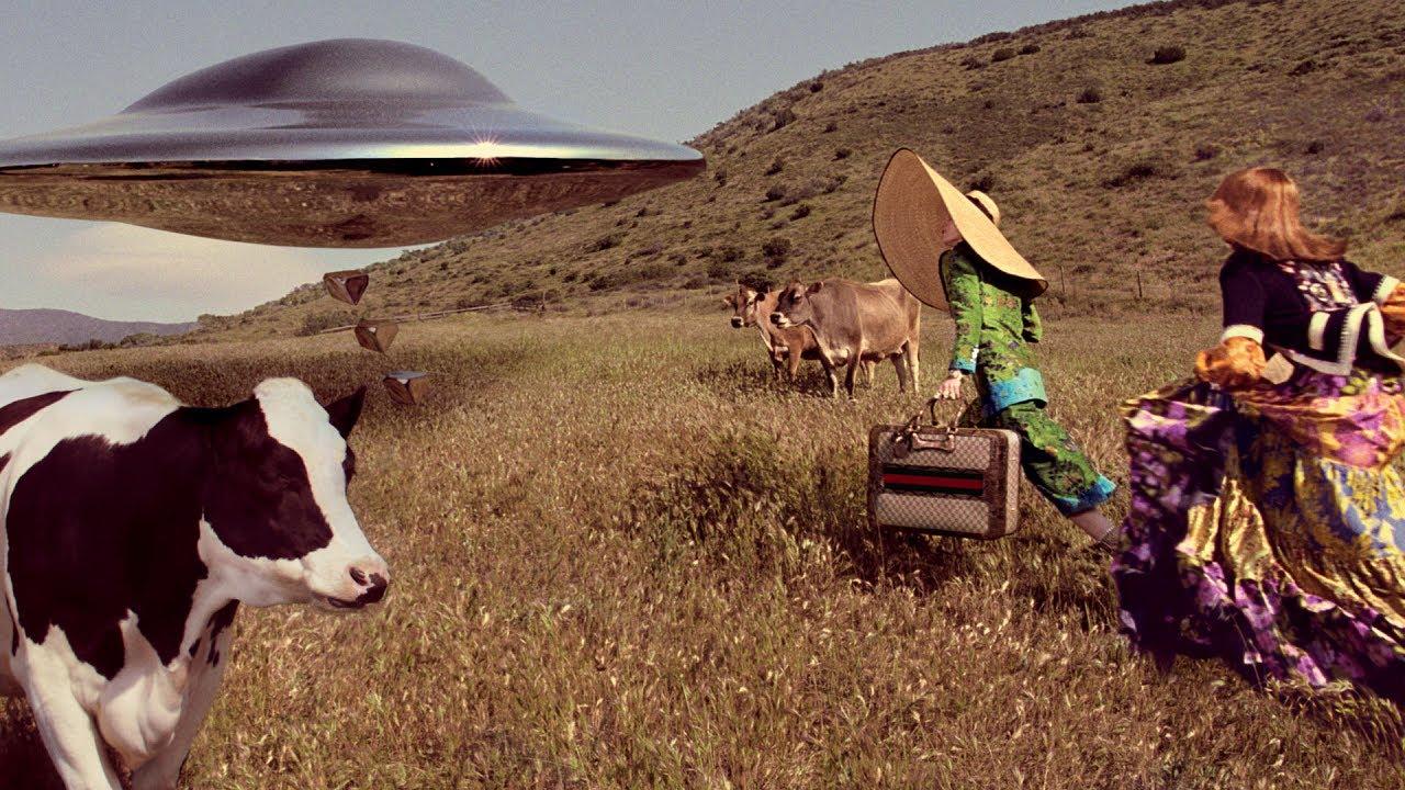 """Gucci macht nun von """"Star Trek"""" und anderem alten Sci-Fi inspirierte Mode"""