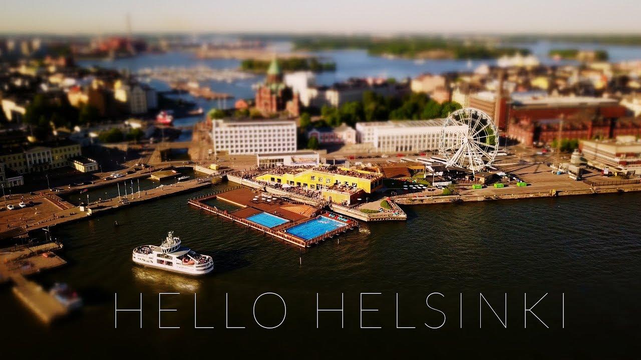 Hello Helsinki