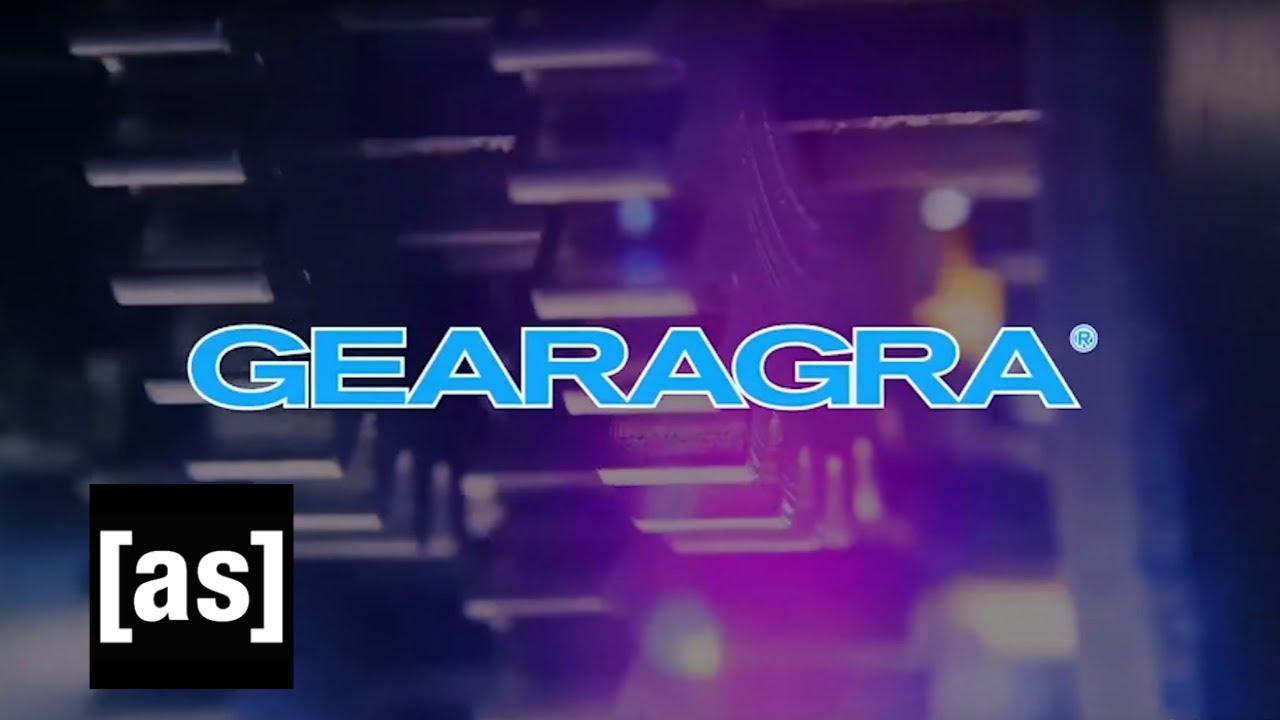 """""""Rick and Morty"""" bewirbt statt sich selber Gearagra für die Gear People"""