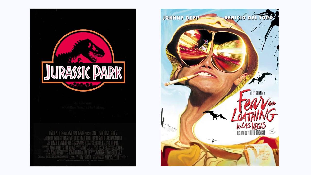 Die animierte Evolution der Filmposter