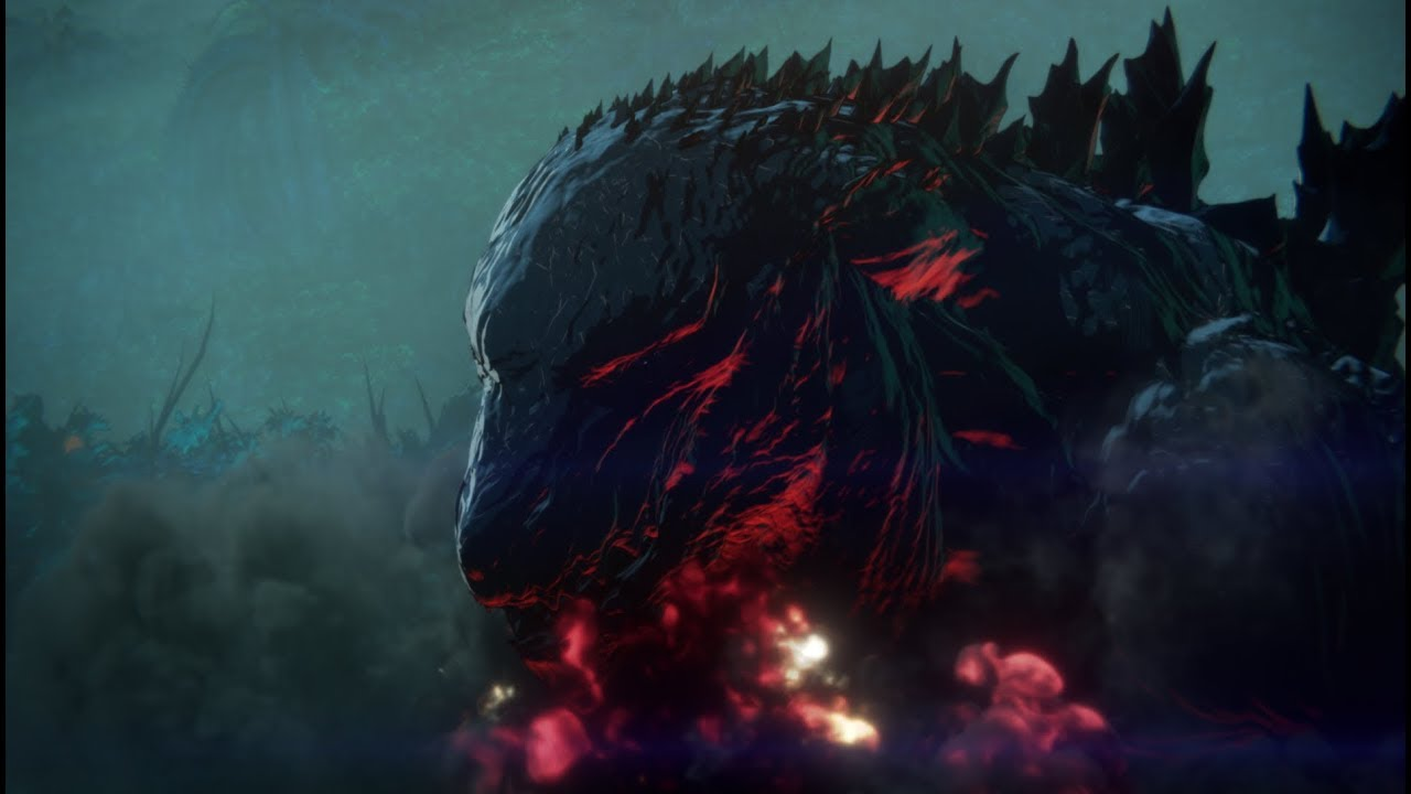 """""""Godzilla: Monster Planet"""", der Animationsfilm der TOHO Studios, bekommt einen richtigen Trailer"""