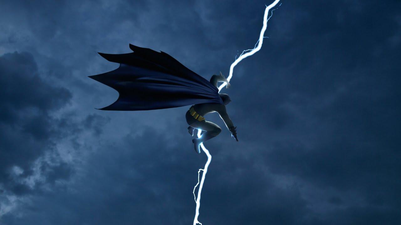 """""""The Dark Knight Returns"""" von Frank Miller, aber als Live-Action-Fanfilm"""