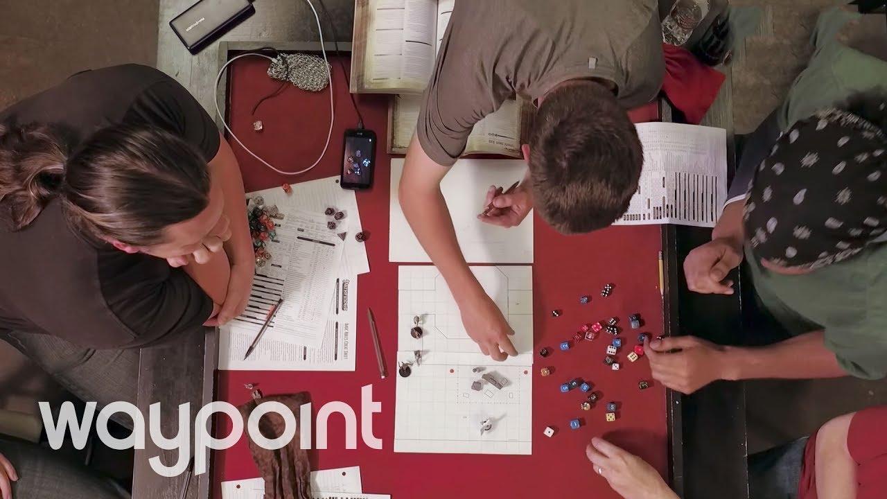 Wie Häftlinge in den USA Pen & Paper Rollenspiele nutzen, um dem Gefängnisalltag zu entfliehen