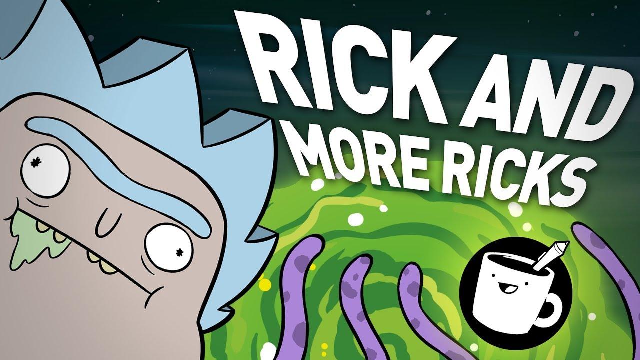 """Zwei Leute von Dorkly zeichnen Knoch-Off-Charaktere zu """"Rick and Morty"""""""