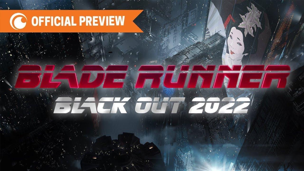 """""""Blade Runner Black Out 2022"""", der Prequel-Anime zu """"Blade Runner 2049"""" vom Regisseur von """"Cowboy Bebop"""""""