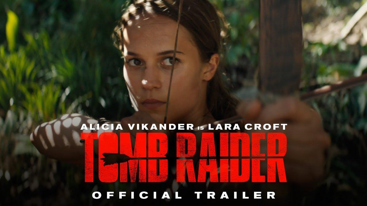 """Der Trailer zu """"Tomb Raider"""" (Film) sieht voll wie """"Tomb Raider"""" (Spiel) aus"""