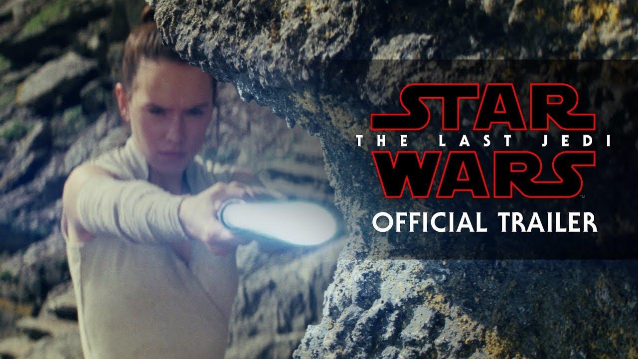 """""""Star Wars: The Last Jedi"""" hat übrigens einen ersten Trailer"""