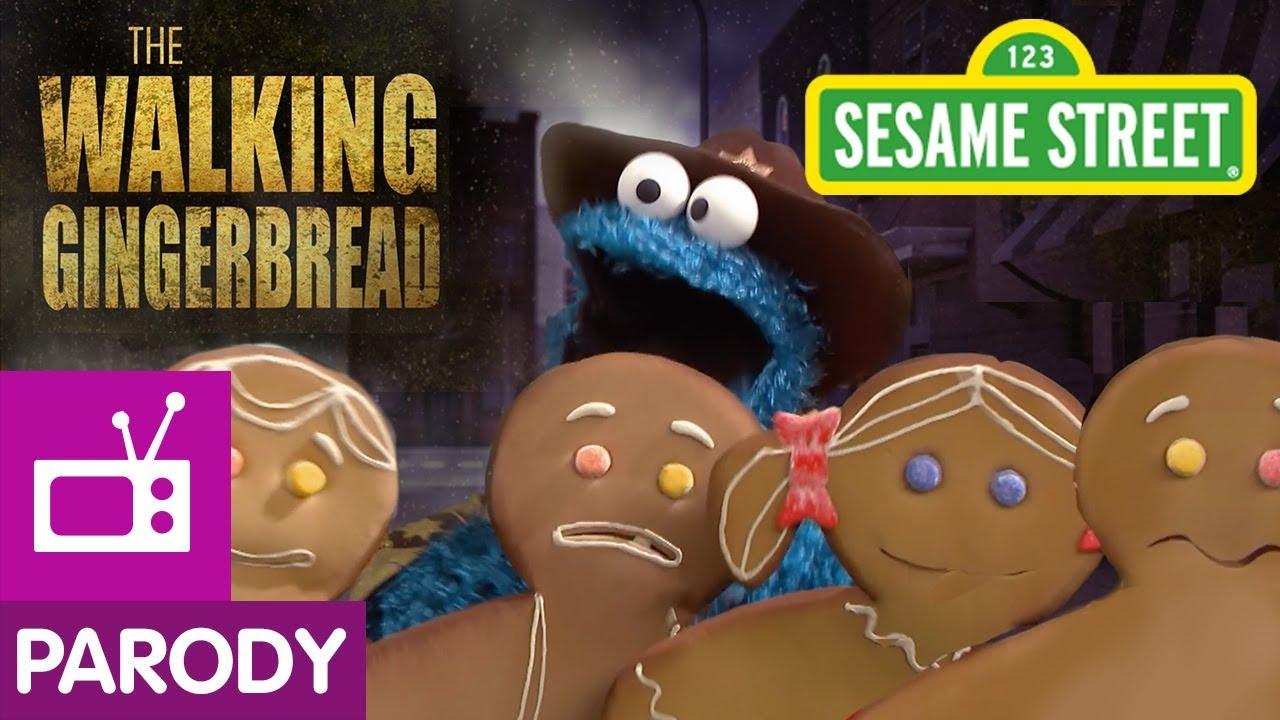 """""""The Walking Dead"""", aber als Parodie der Sesamstraße"""