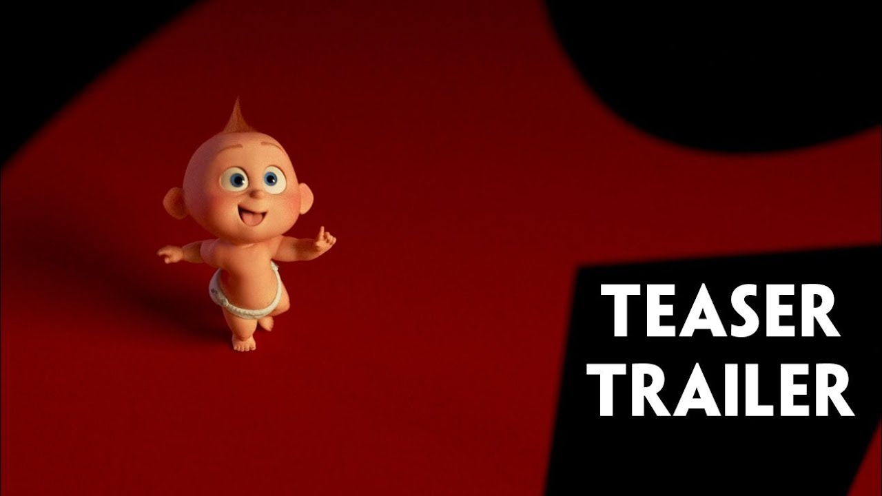 """Der erste Teaser zu """"Incredibles 2"""""""