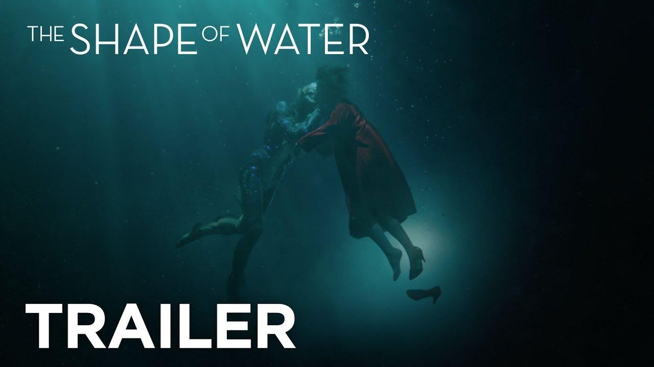 """Der finale Trailer zu """"The Shape Of Water"""" sieht voll nach der Orgin für Abe Sapien aus"""