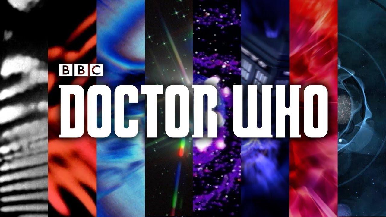 """""""Doctor Who"""": Alle Titelsequenzen von 1963 bis heute"""