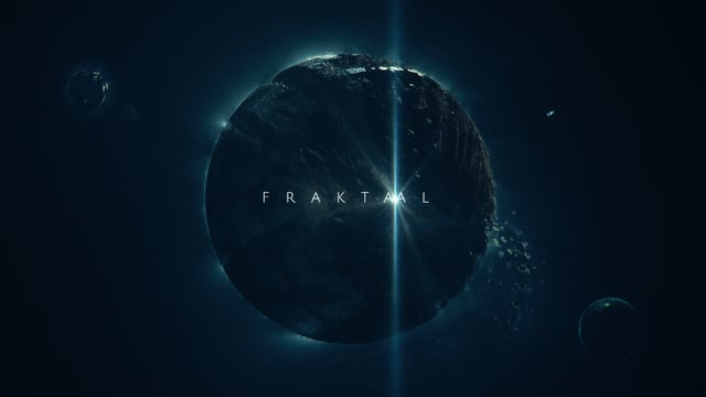 """""""Fraktaal"""" ist ein Kurzfilm ohne Story, aber voller automatisch generierter Alien-Welten"""