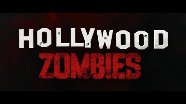 "Im Fanfilm ""HZ HOLLYWOOD ZOMBIES"" werden Hollywood-Stars zu Zombies"