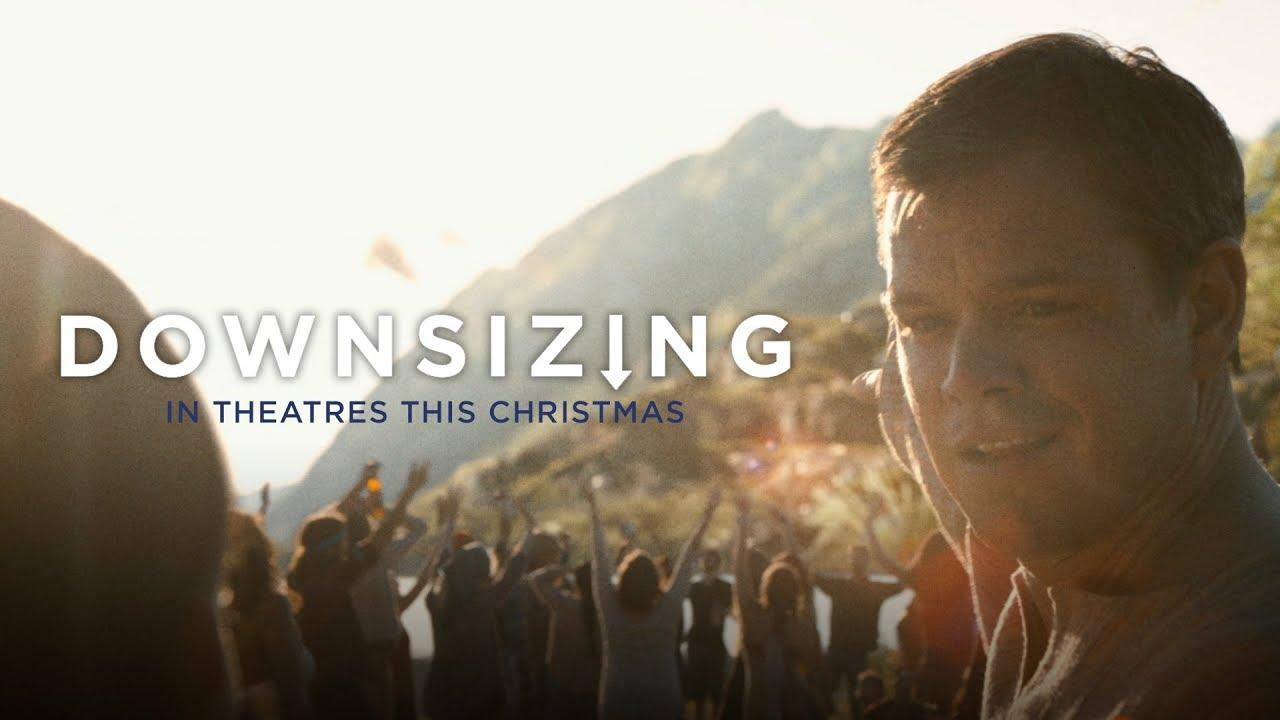 """Im Trailer zu """"Downsizing"""" wird Matt Damon dieses Mal geschrumpft"""